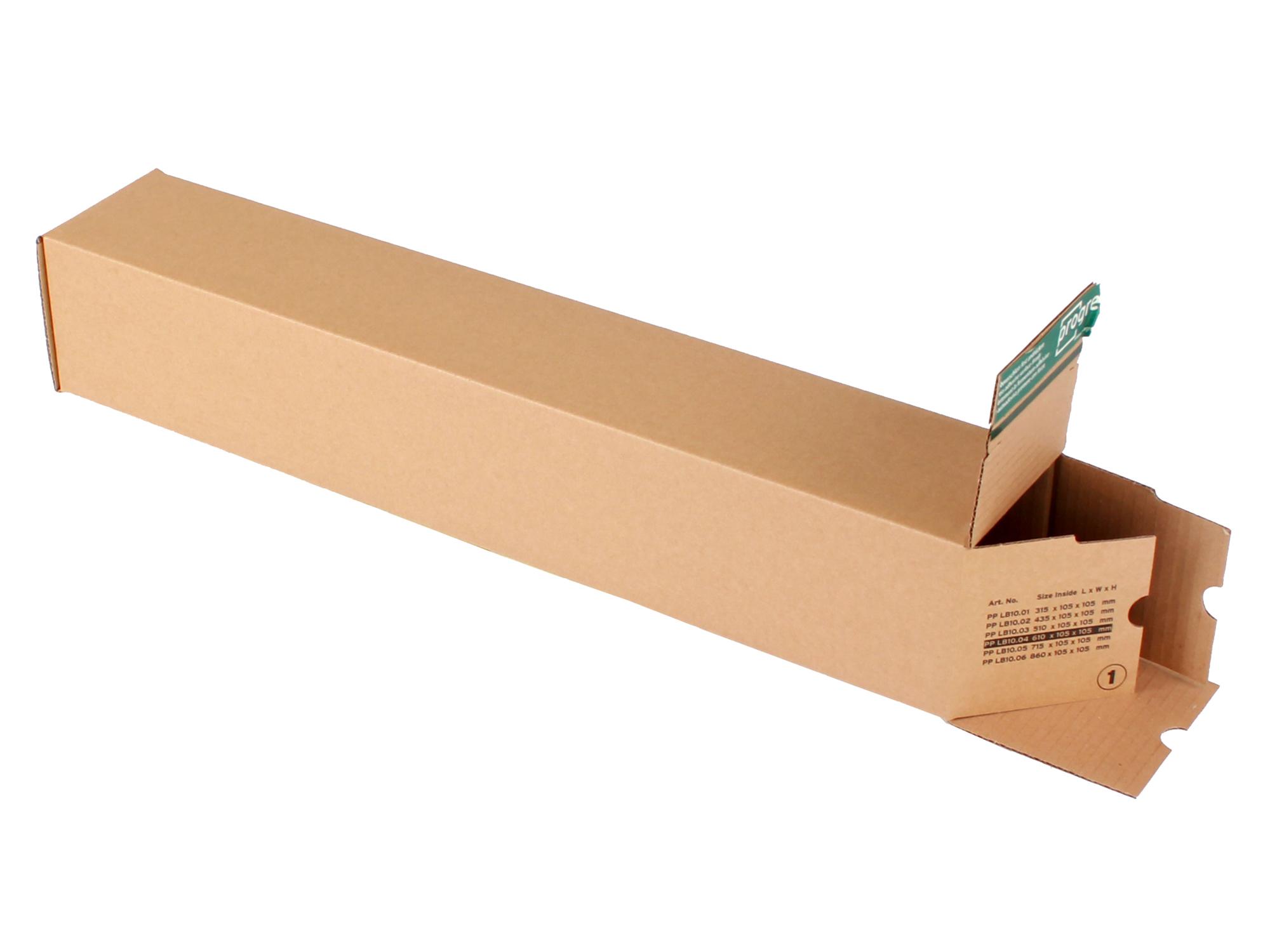 longBOX M Universalhülse 630x110x110 mm DIN A1