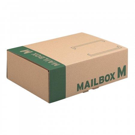 MAILBOX M Post Versandkarton 336x251x110 mm DIN C4