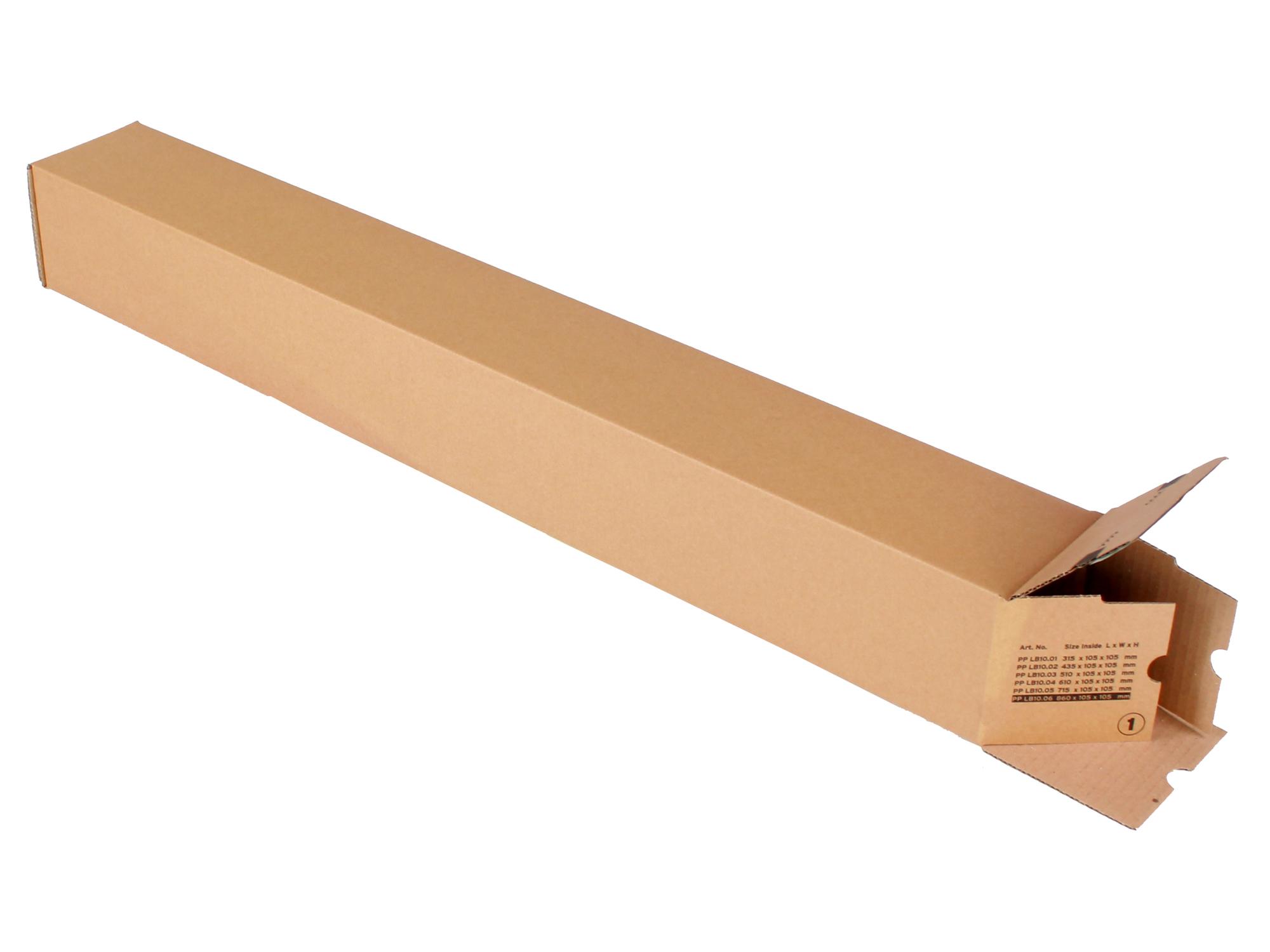 longBOX M Universalhülse 880x110x110 mm DIN A0