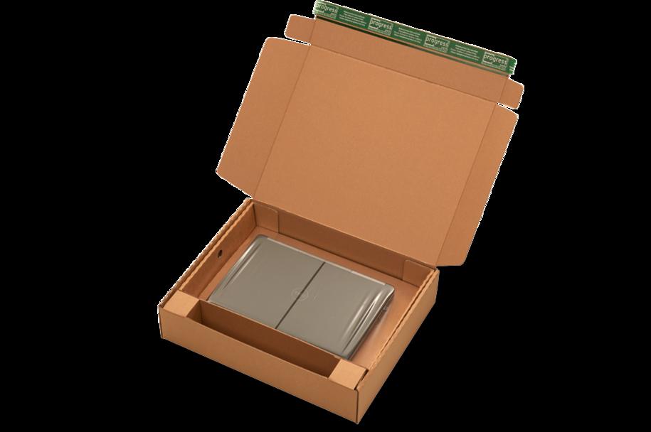 Notebook Box + Fixtray Notebook Premium 520x415x115 mm