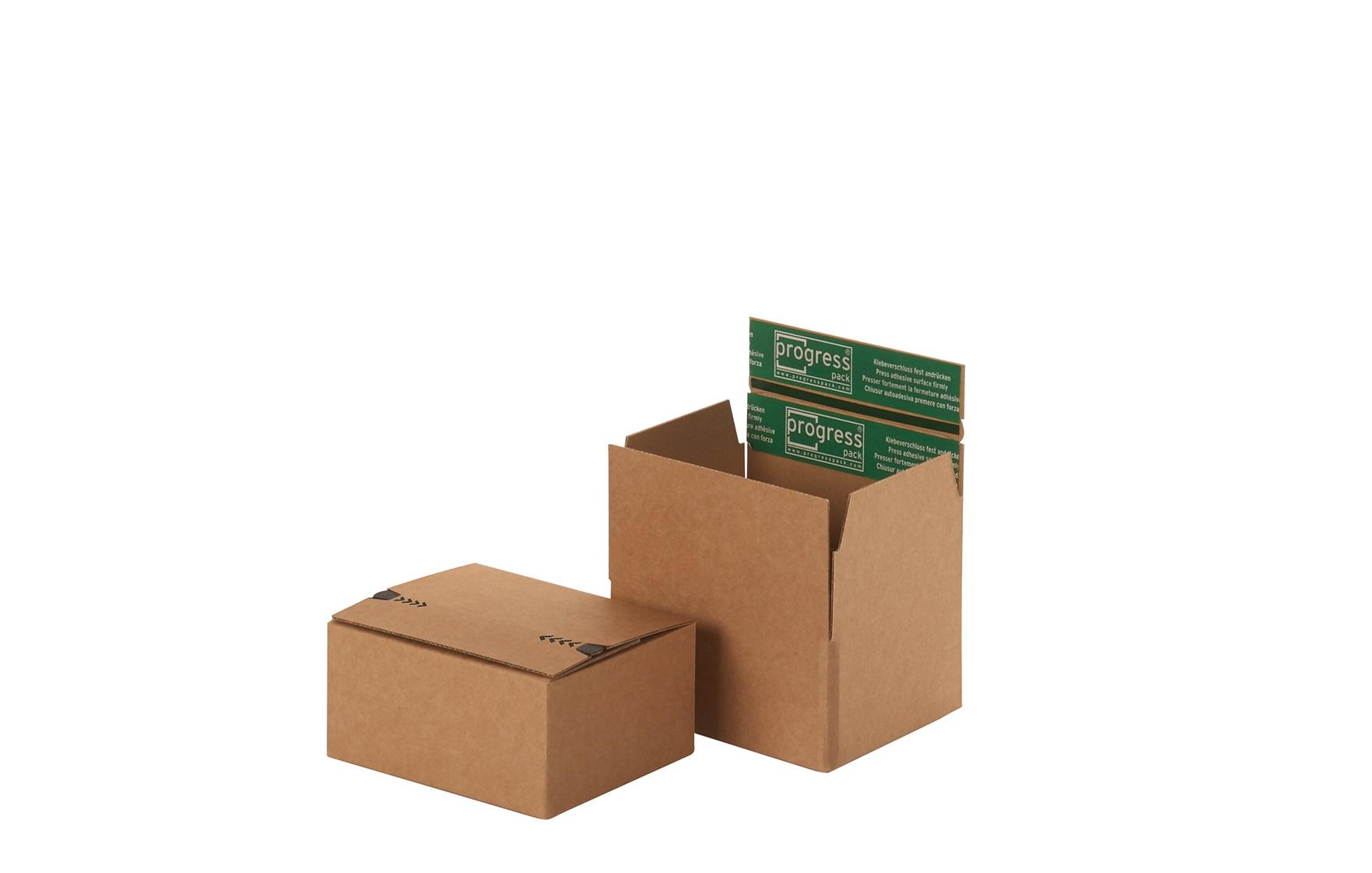 """FLIXBOX Return """"Premium"""" 165x132x79mm DIN C6"""