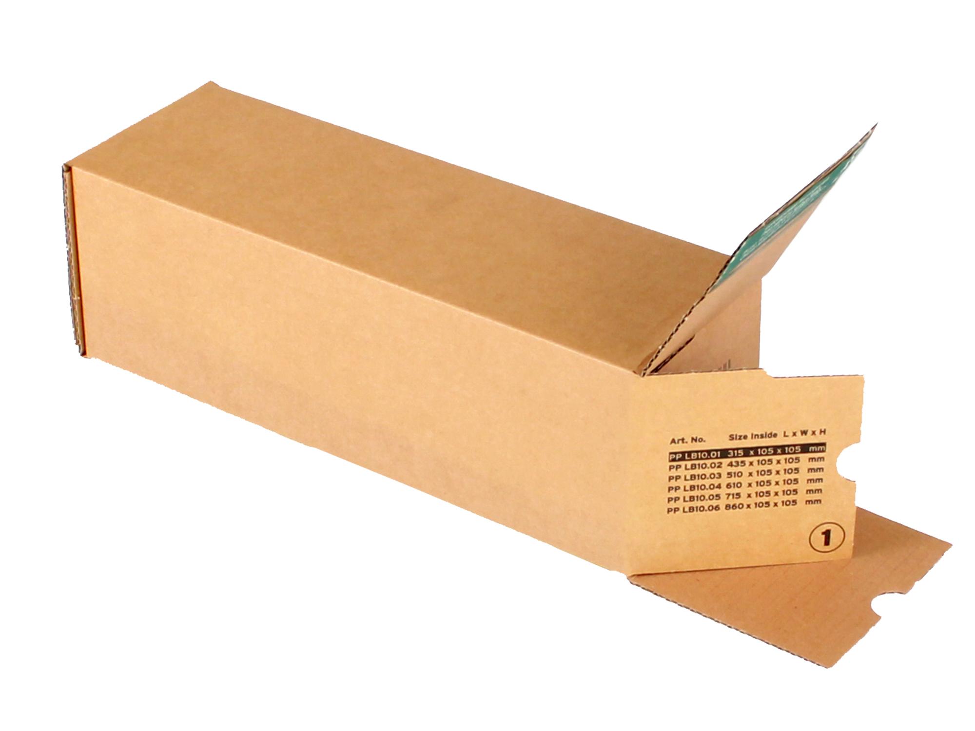 longBOX M Universalhülse 335x110x110 mm DIN A3