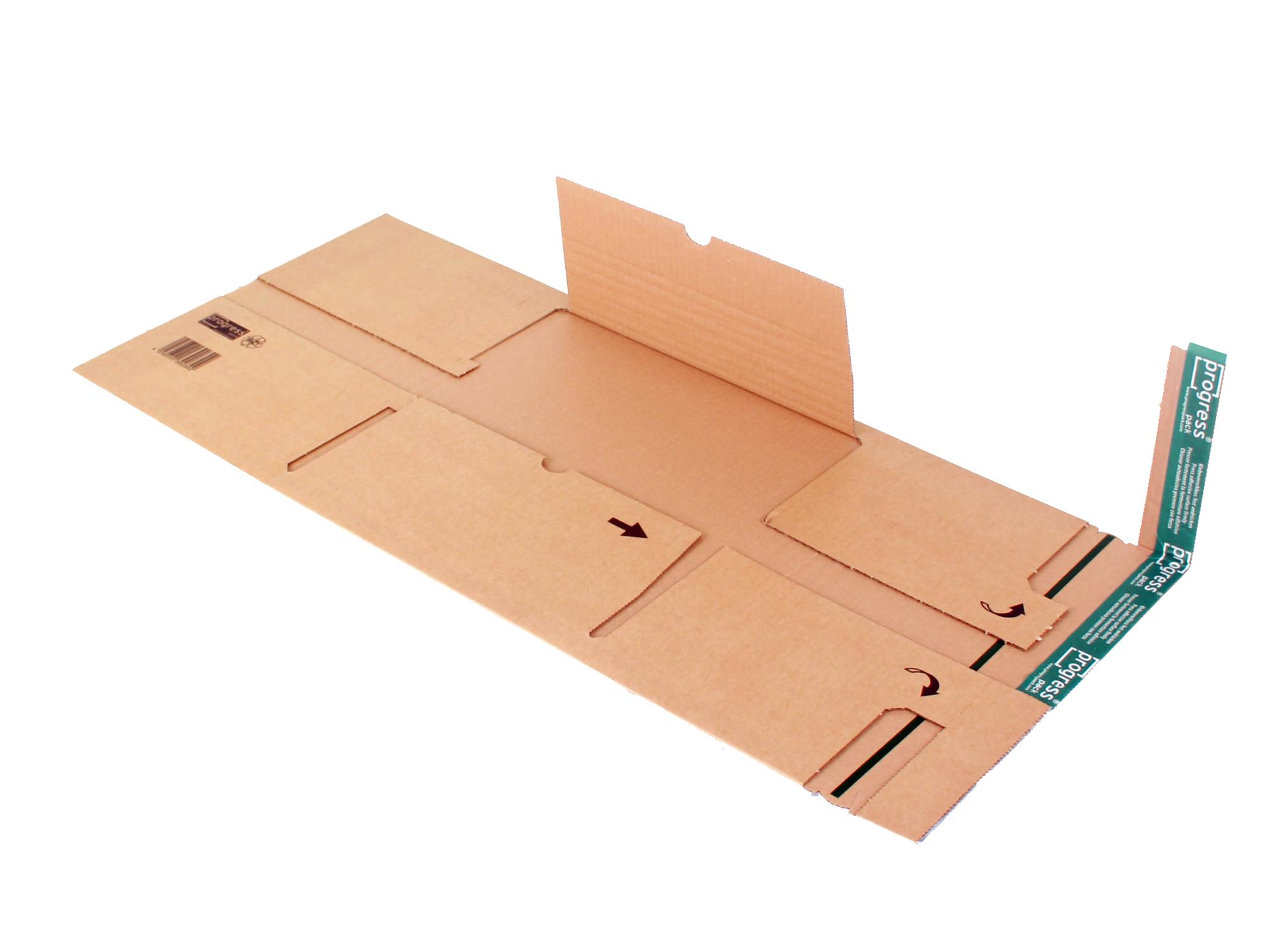 Ordner-Versandverpackung 374x300x95