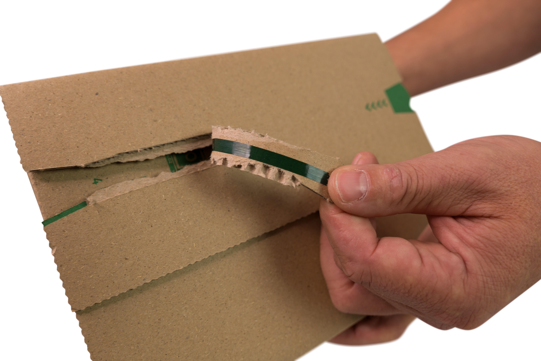Flixbox Vari aus stabiler Gras-Wellpappe 237x170x130 mm DIN A5+