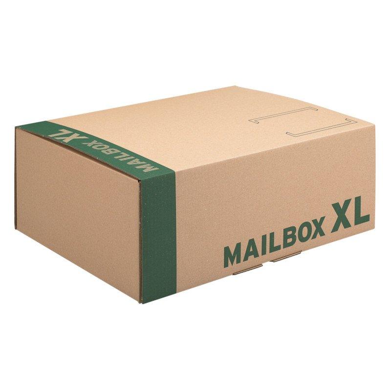 MAILBOX XL Post Versandkarton 465x346x180 mm DIN C3