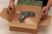 Fixtray Premium 240x151x110 mm DIN C5