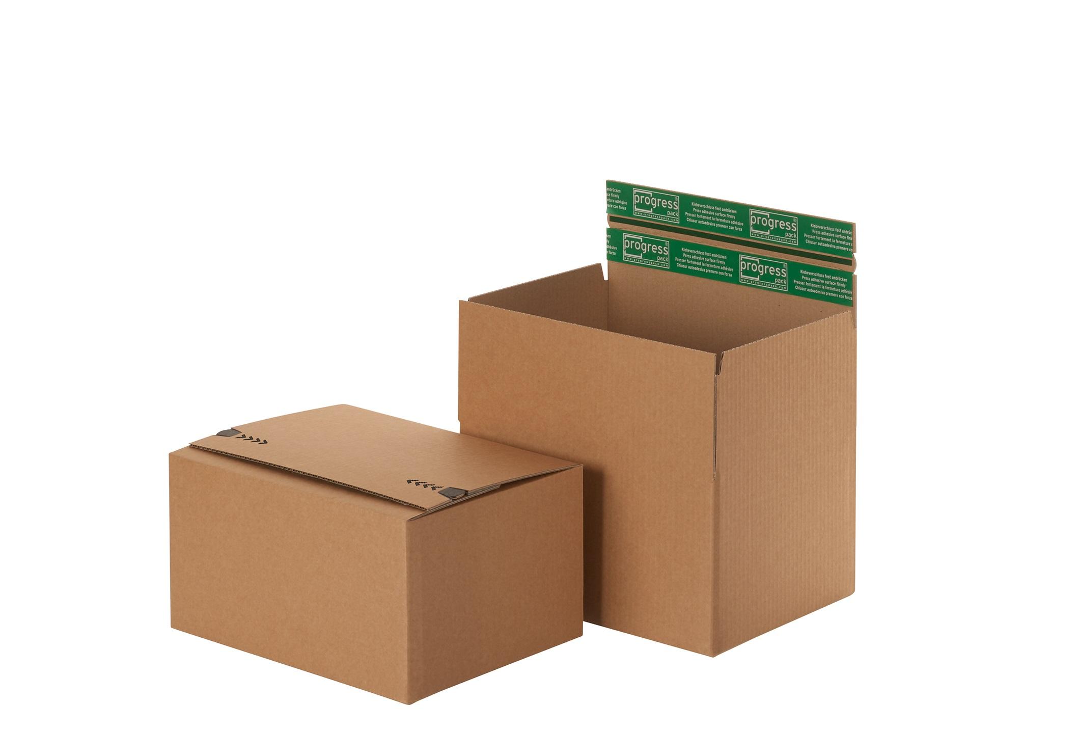 """FLIXBOX Return """"Premium"""" 316x235x171 mm DIN A4"""